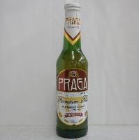 チェコビール プラハ プレミアム ピルス 4.7% 330ml瓶
