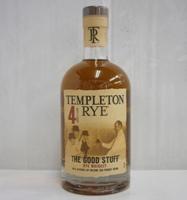 テンプルトン ライ 4年 正規 40% 750ml ライウイスキー