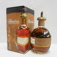 ブラントン ストレートフロムザバレル 並行 65.45% 700ml バーボンウイスキー