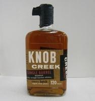 ノブクリーク シングルバレル 正規 60% 750ml スモールバッチ バーボンウイスキー