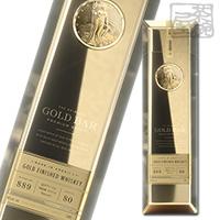 ゴールドバー ゴールドフィニッシュドウイスキー 並行  40% 750ml