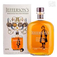 ジェファーソンズ ベリースモールバッチ 41.15% 750ml