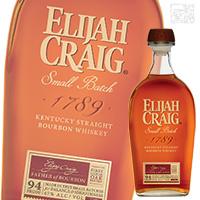 エライジャクレイグ スモールバッチ 1789 正規 47% 750ml バーボンウイスキー
