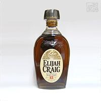 エライジャクレイグ 12年 47% 750ml 正規 旧ラベル バーボンウイスキー