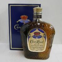 クラウンローヤル 並行 40% 750ml カナディアンウイスキー