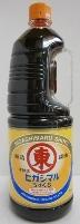 ヒガシマル 本醸造うすくちしょうゆ 1.8L