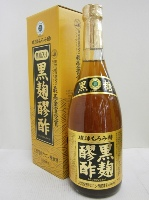 ヘリオス 黒麹醪酢(くろこうじもろみす)  720ml