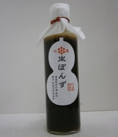 伊丹老松銘水使用 七星謹製 生ぽんず 270ml*1ケース(12本)