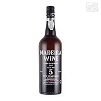 マディラワイン 5年 セコ ドライ 18度 750ml 正規