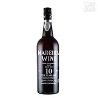 マディラワイン 10年 セコ ドライ 18度 750ml 正規 マデイラ酒 ファリア&フィロス 辛口