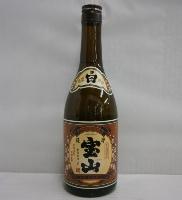 芋焼酎 薩摩宝山 25% 720ml