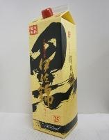 芋焼酎 黒伊佐錦 25% 1800mlパック