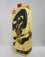 芋焼酎 黒伊佐錦 25% 1800mlパック*1ケース(6本)