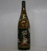 桜島 黒麹仕立て 25%1800ml