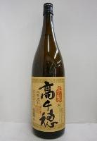 芋焼酎 芋製 高千穂 25% 1800ml