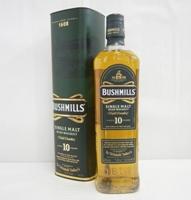 ブッシュミルズモルト10年 並行 40% 700ml シングルモルトアイリッシュウイスキー