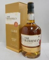 アイリッシュマン シングルモルト 並行 40% 700ml アイリッシュ シングルモルトウイスキー