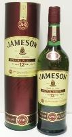 ジェムソン 12年 正規 40% 700ml アイリッシュウイスキー