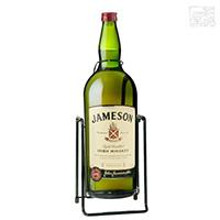 ジェムソン 並行 40度 4500ml (4.5L) クレードル付き アイリッシュウイスキー
