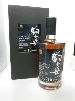 マルスモルテージ 駒ケ岳 10年 旧ボトル 40% 700ml
