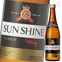 若鶴酒造 サンシャイン ウイスキー プレミアム 40度 700ml