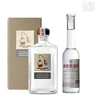 ニューポット 蒸留新酒 2種飲み比べセット 津貫ニューポット 長濱ニューメイク