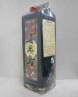黒糖焼酎 喜界島 くろちゅう 25% 1800mlパック*1ケース(6本)