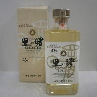 奄美 黒糖焼酎 里の曙 ゴールド 43% 720ml