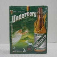 ウンダーベルグ 正規 20ml×3本入り 44% 薬草酒
