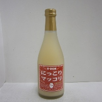 イードン にっこりマッコリ 8% 360ml瓶*1ケース(20本)