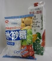 果実の酒用ブランデーベースリキュール35%1.8LP&氷砂糖1kg