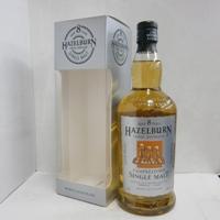 ヘーゼルバーン8年 正規 46% 700ml シングルモルトスコッチウイスキー