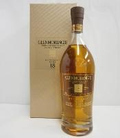 グレンモーレンジ18年 並行 43% 750ml シングルモルトスコッチウイスキー