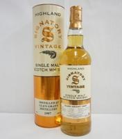 グレングラント19年1997 SVバレル 正規 43% 700ml シングルモルトスコッチウイスキー
