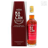 カバラン シェリーオーク 並行 46% 700ml 台湾 シングルモルトウイスキー