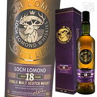 ロッホローモンド 18年 46度 700ml 正規 シングルモルトスコッチウイスキー