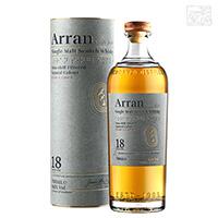 アラン 18年 46度 700ml 並行 シングルモルトスコッチウイスキー