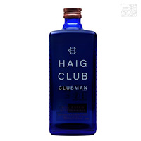 ヘイグクラブ クラブマン 並行 40度 700ml シングルグレーンスコッチウイスキー