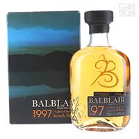 バルブレア 1997 43度 700ml 並行 1997-2009
