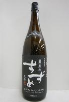 麦焼酎 銀座のすずめ 黒麹 25% 1800ml