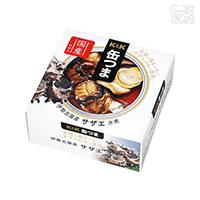 缶つま 伊勢志摩産 サザエ 水煮 55g