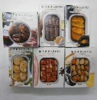 K&K 缶つまレストラン 6種類