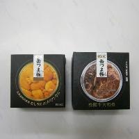 K&K 缶つま 極 2種A(エゾバフンウニ&松阪牛)