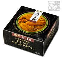 K&K 缶つま極 北海道利尻島産 むしうに キタムラサキウニ