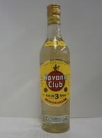 ハバナクラブ3年 アネホ 正規 40% 700ml ラム酒