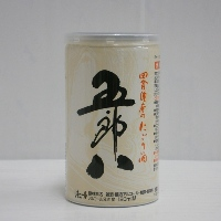 菊水酒造 にごり酒 五郎八 180ml缶