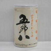 菊水酒造 にごり酒 五郎八 180ml缶×6本