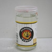 白鷹 阪神タイガース本醸造カップ 180ml瓶*1ケース(30本)