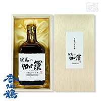 香住鶴 生酛 10年古酒 但馬の伽羅 720ml
