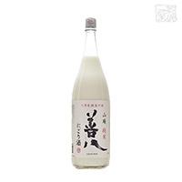 香住鶴 山廃 純米 にごり酒 善八 1800ml
